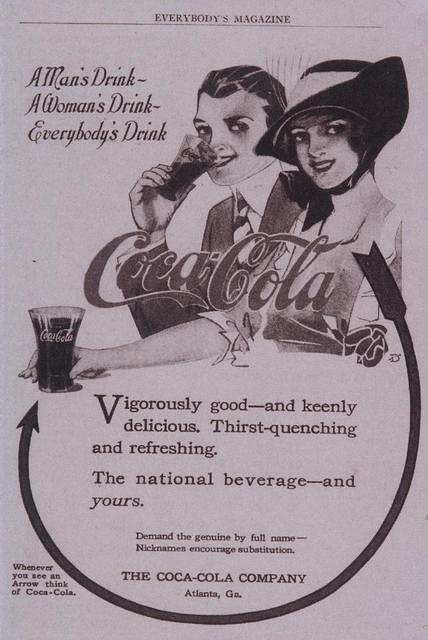 Coca Cola Add Posters 293 - old old