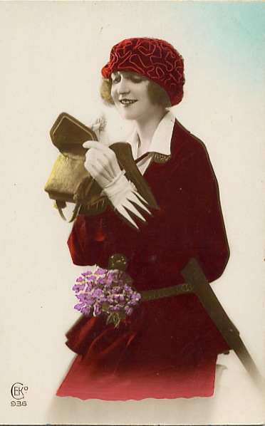 Vintage Ladies Cabinet Cards (197)