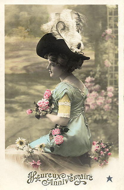 Vintage Ladies Cabinet Cards (199)