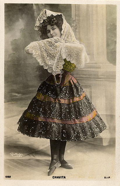 Vintage Ladies Cabinet Cards (27)