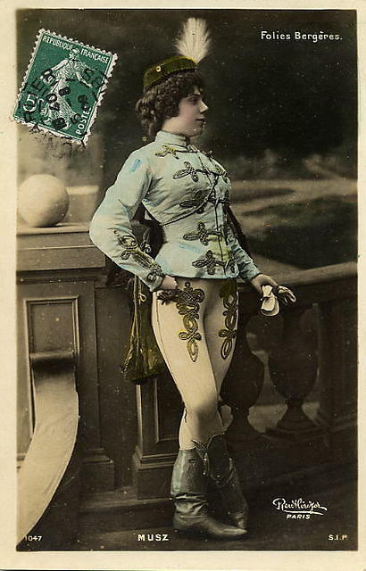 Vintage Ladies Cabinet Cards (276)