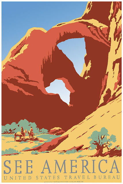 travel poster127
