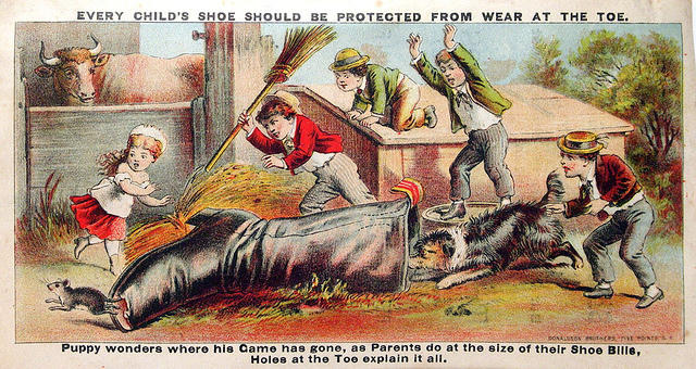 4281258947 4471b56b4d 1880s Victorian Advertising Card L