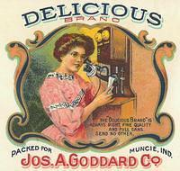 Vintage Ads & Labels (50)