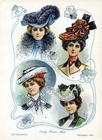 3607306261 5ac8f9651c 1901 Early Winter Hats O