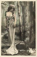 Vintage Ladies Cabinet Cards (111)
