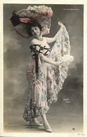 Vintage Ladies Cabinet Cards (116)