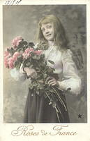 Vintage Ladies Cabinet Cards (12)