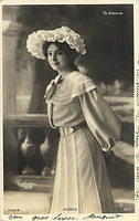 Vintage Ladies Cabinet Cards (123)