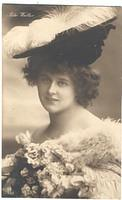 Vintage Ladies Cabinet Cards (234)