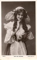 Vintage Ladies Cabinet Cards (255)