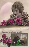 Vintage Ladies Cabinet Cards (26)
