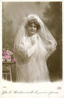 Vintage Ladies Cabinet Cards (305)