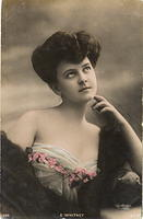 Vintage Ladies Cabinet Cards (44)