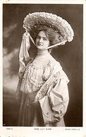 Vintage Ladies Cabinet Cards (5)