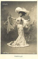 Vintage Ladies Cabinet Cards (54)