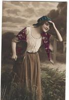 Vintage Ladies Cabinet Cards (67)