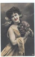 Vintage Ladies Cabinet Cards (73)