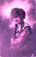 Vintage Ladies Cabinet Cards (84)