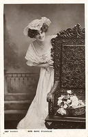 Vintage Ladies Cabinet Cards (88)