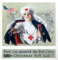 4031827963 cb447249cf Word War-1 Red Cross Christmas Roll O