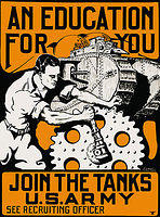 4230531410 d595ee0ecb world war one - join the tanks O