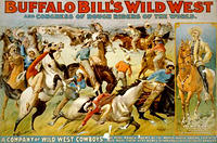 3182404579 641948488e William Cody s Wild West Show O